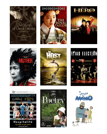 Films for Adults