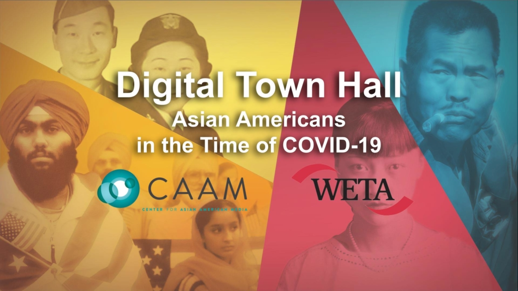 Digital Town Hall - Asian Americans in the Time of Covid-19