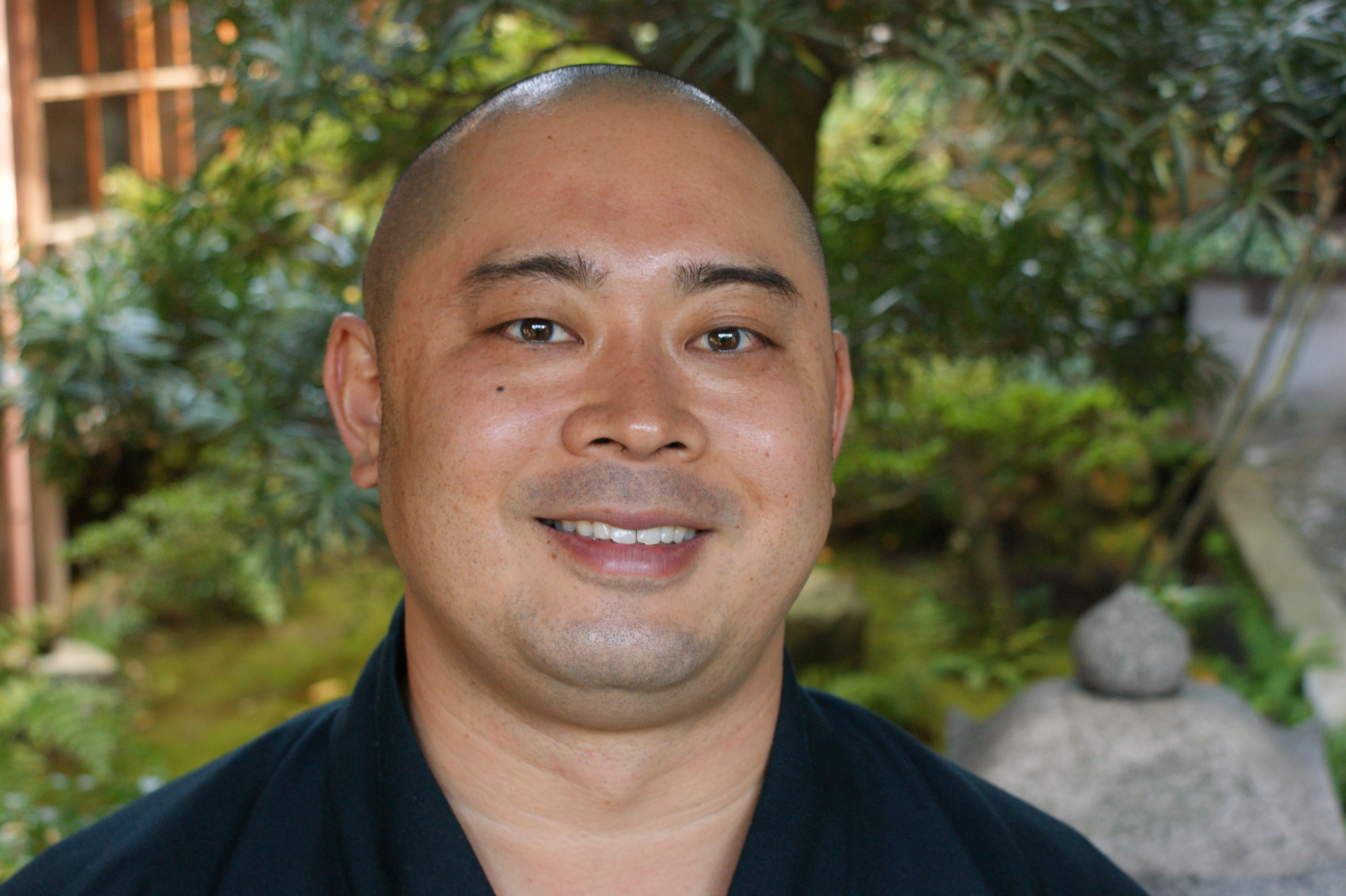 Zen and Self-Cultivation with Rev. Takafumi Kawakami