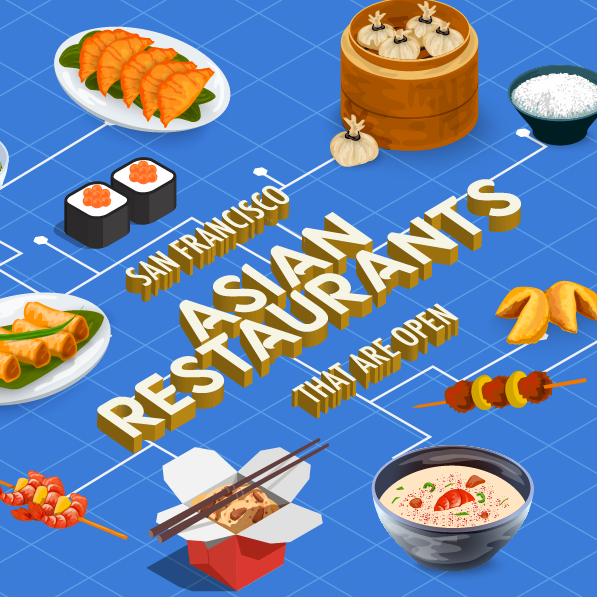 Asian Restaurants in San Francisco