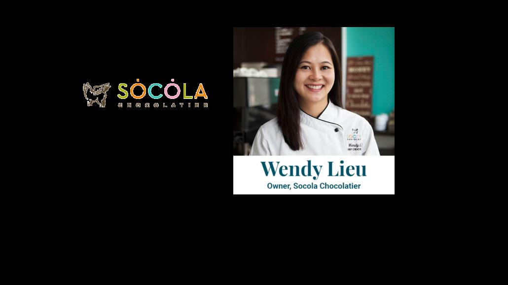 Wendy Lieu Owner, Socola Chocolatier